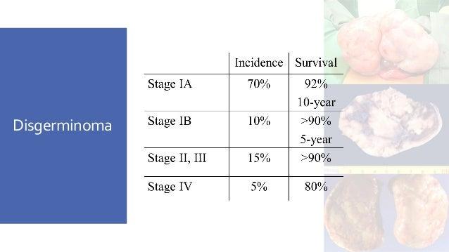 Tumor de senos endodérmicos Presentación • 20% tumores células germinales • 19 año • dolor abdominal, masa grande • 10-30 ...