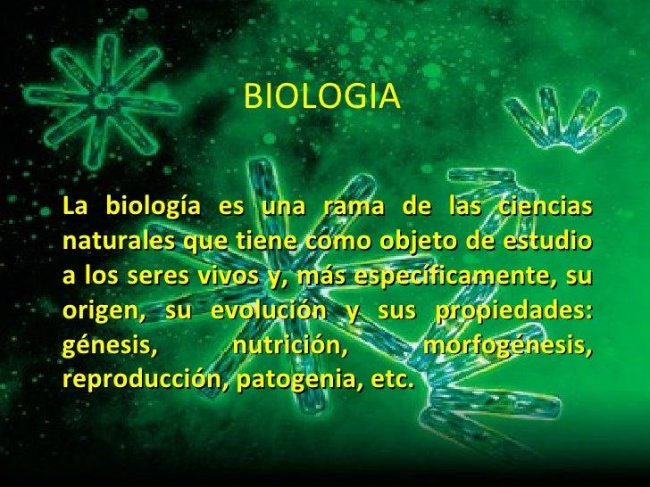 Biologia for Concepto de oficina y su importancia