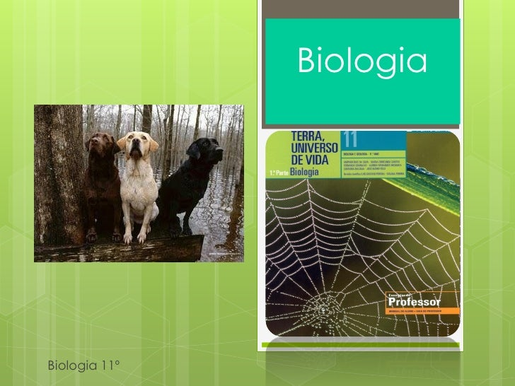 BiologiaBiologia 11º