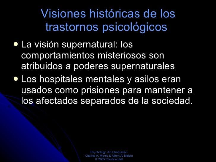 Biologia de los trastornos psiquiatricos Slide 3