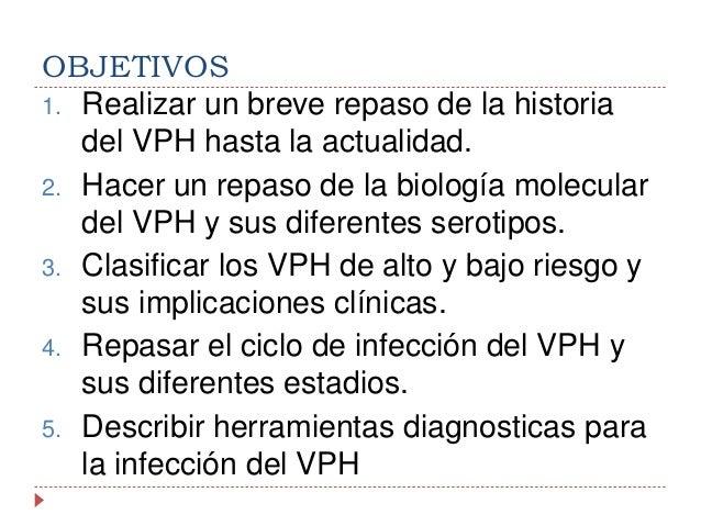 Biología del Virus del Papiloma Humano Slide 2