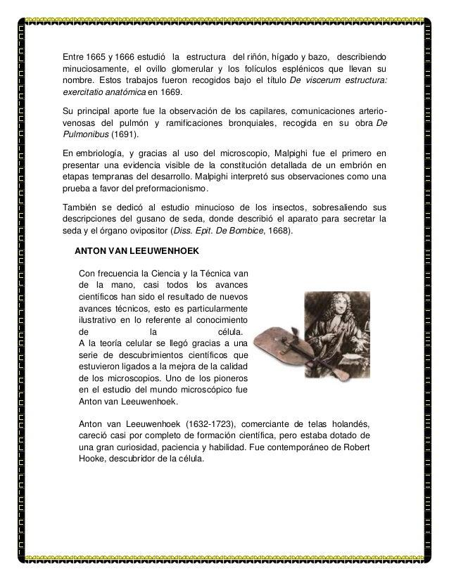 Atractivo Avances En Embriología Anatomía Y Biología Celular ...