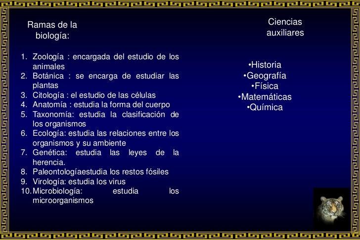 Biologia y ecologia ceneval Slide 2
