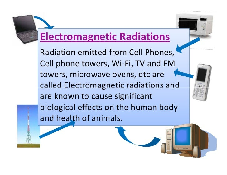 Cell Phone Radiation Effects
