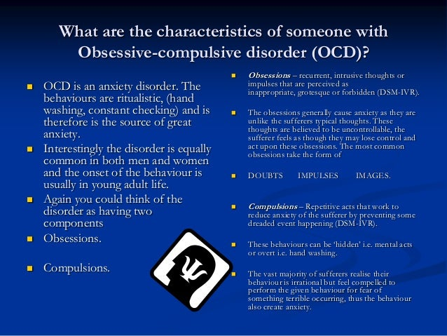What Causes Obsessive-Compulsive Disorder (OCD)?