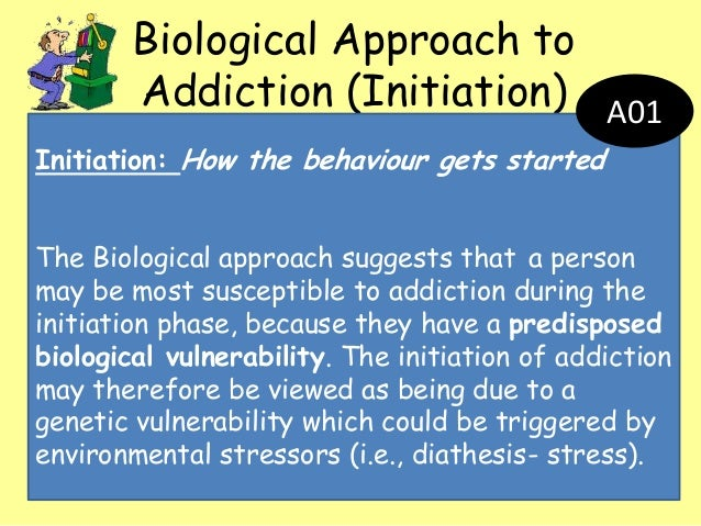 biological approach to alcoholism Denial is part of drug addiction researchers discover biological precursor to compulsive drug use addiction treatment approaches.
