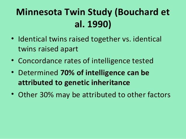 Reared-Apart Twin Study Mythology: The Latest Contribution ...