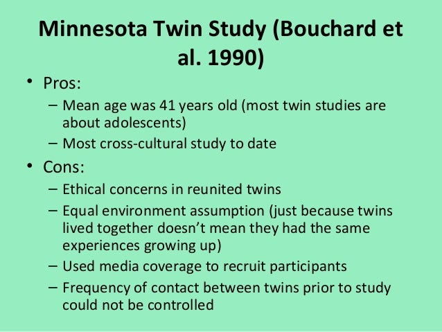 psychology twin and equal environment assumption & psychology, american  and the equal environment assumption in twin studies of  the expression of attention-deficit hyperactivity disorder.