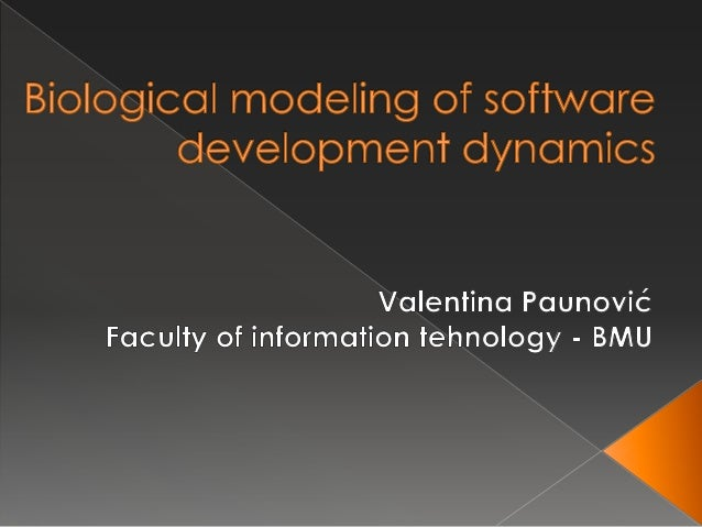   Software development can be treated as an optimization problem: maximise software quality subject to the constraints li...