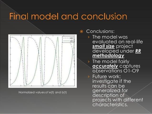 Biological modeling of software development dynamics