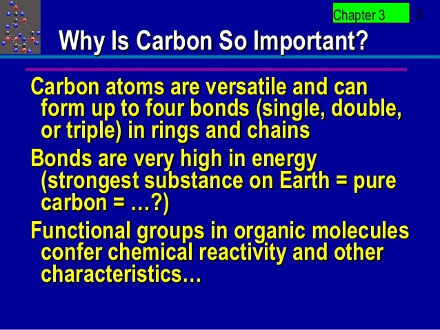 why carbon dating is important Why is carbon important to life most living things on earth are made of carbon living things need carbon in order to live, grow, and reproduce.
