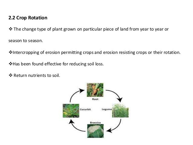 pictures of soil conservation methods