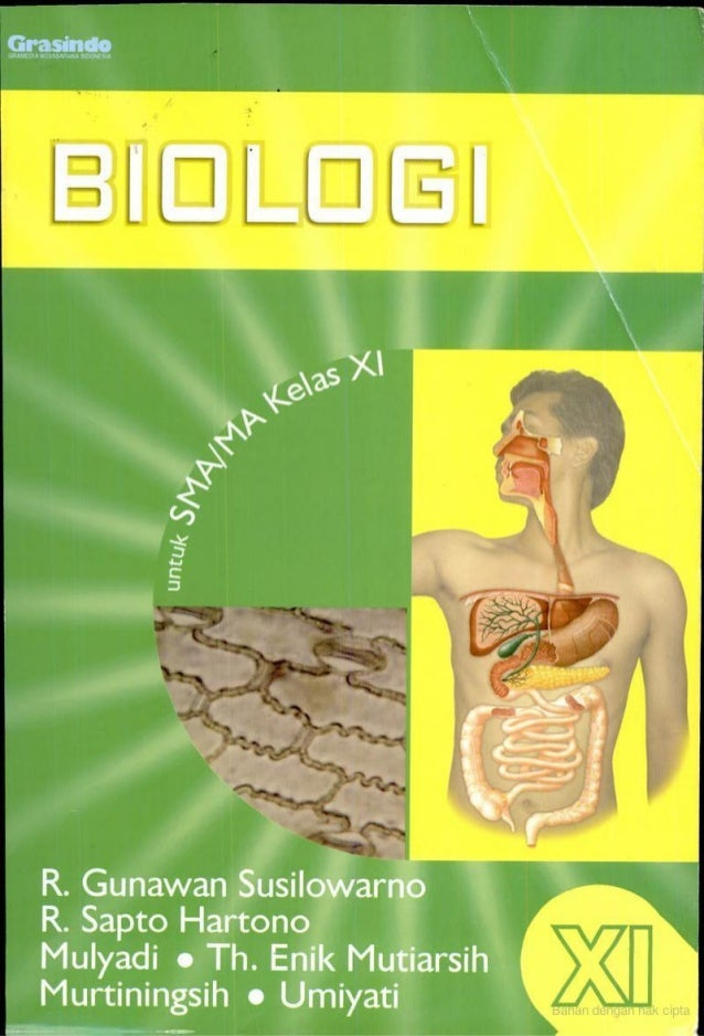 EBOOK BIOLOGI KELAS XI PDF DOWNLOAD