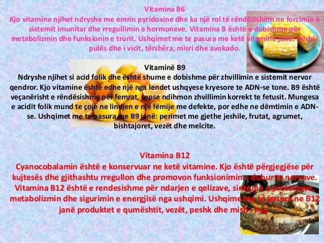 """Vitamina C Me merita te plota është quajtur """"super-vitamina"""" sepse është burimi me i mire i karburantit për sistemin imuni..."""