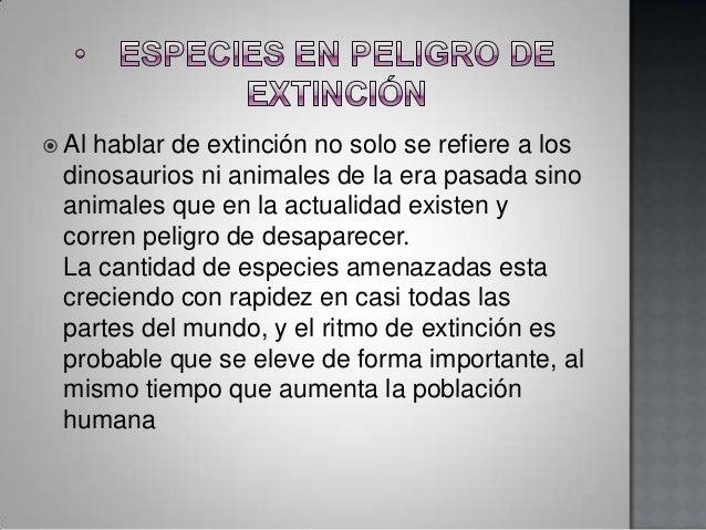  Ejemplos         de animales en peligro de extinción en ecuador