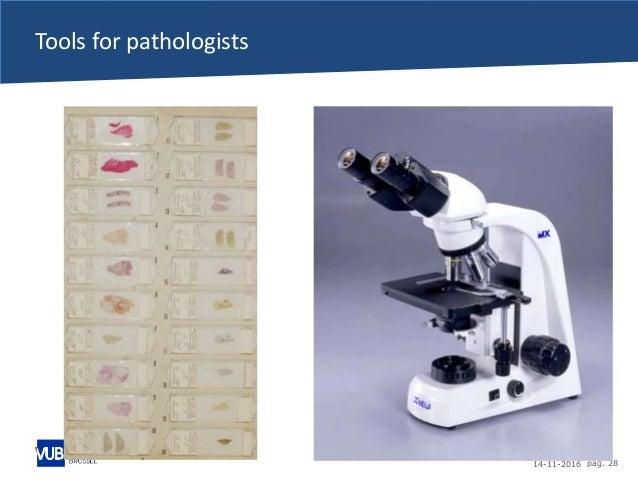 14-11-2016 pag. 28 Tools for pathologists