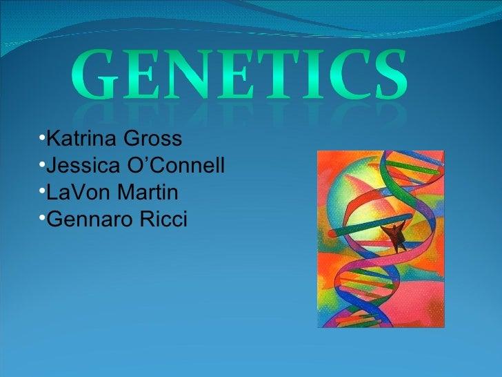 <ul><li>Katrina Gross </li></ul><ul><li>Jessica O'Connell </li></ul><ul><li>LaVon Martin </li></ul><ul><li>Gennaro Ricci <...