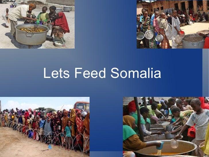 Lets Feed Somalia