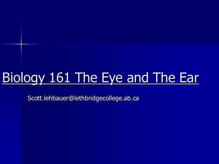 Biology 161 the_eye_and_the_ear_without_