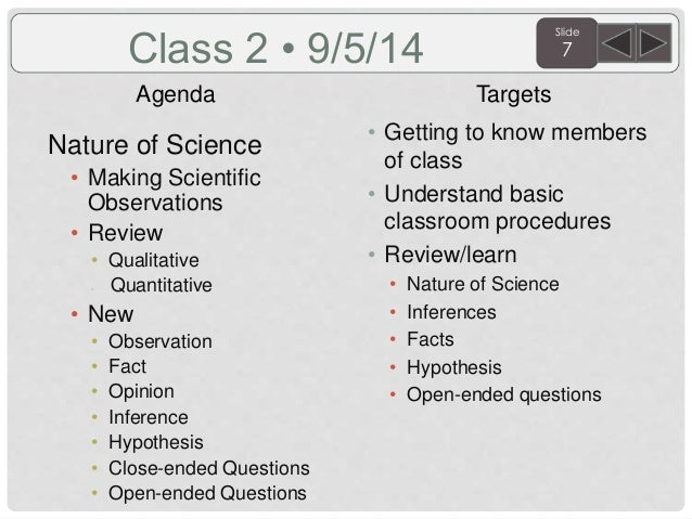 Biology agenda and targets 2014. real 12 16 14