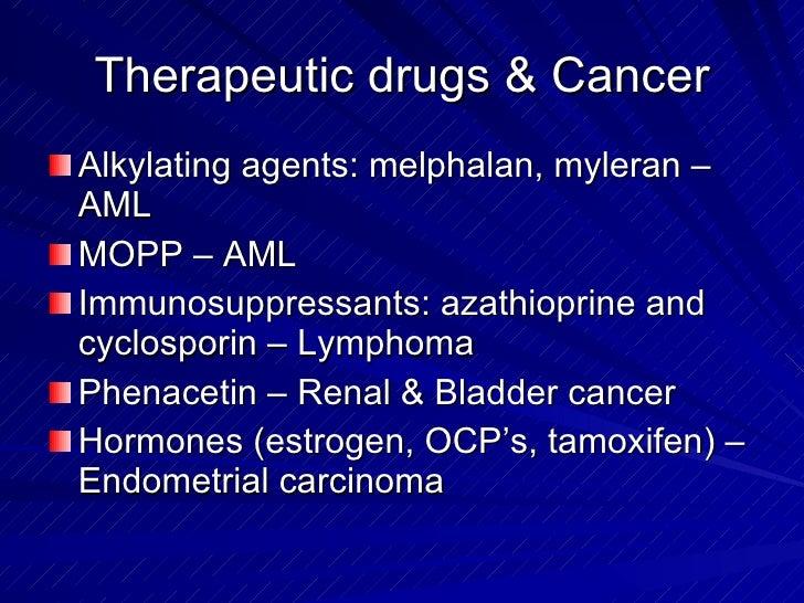 Biology And Pathophysiology Of Cancer