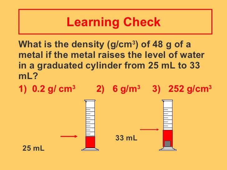 Biology density