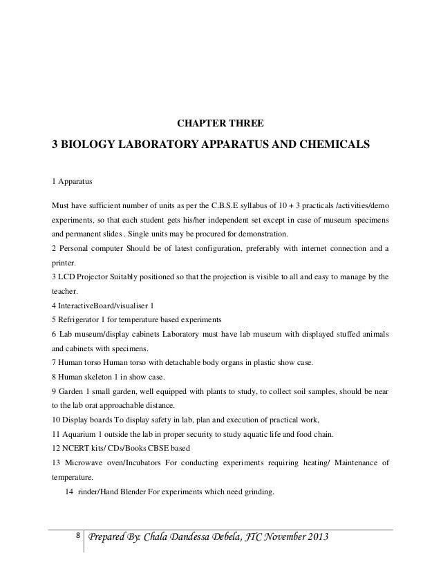 Biology Laboratory Technique Best Edited By Chala Dandessa