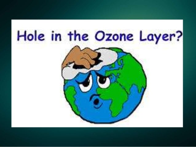 Image result for images of ozone layer destruction