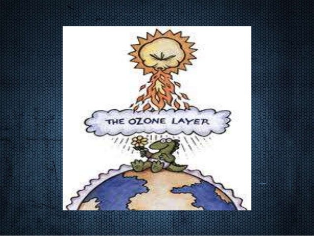 global warming and ozone layer depletion pdf