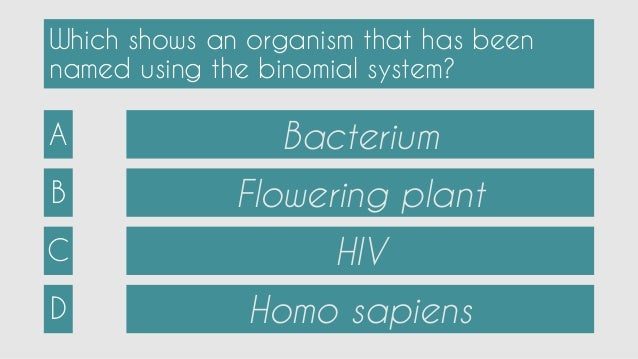 classification of living organisms pdf