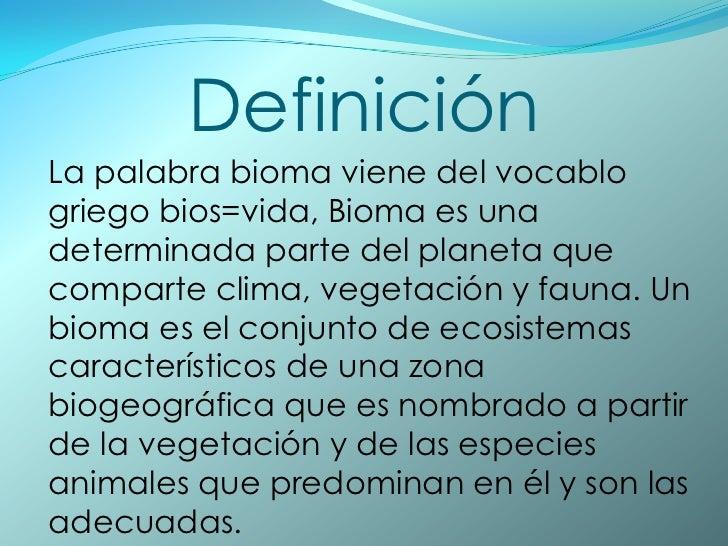 Bioma desierto1 for Origen y definicion de oficina