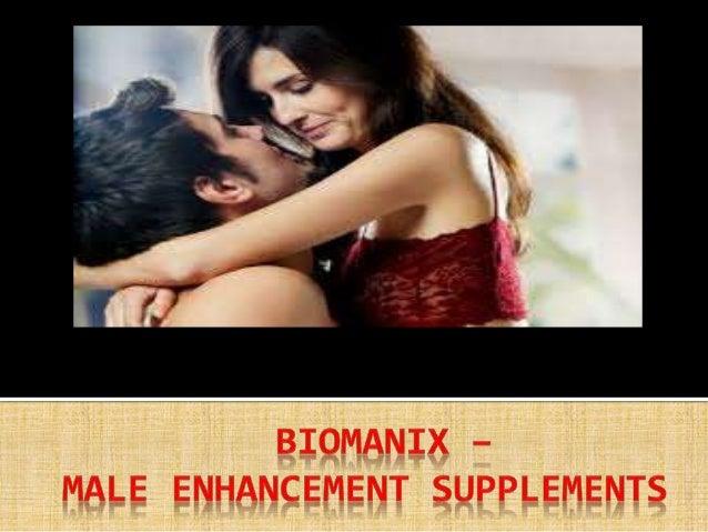 biomanix male enhancement supplements