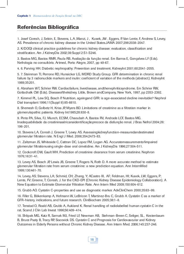 Biomarcadores na nefrologia e book 17 18 fandeluxe Image collections