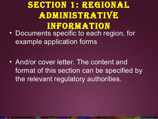 2. Data Summaries (Analytical, Nonclinical, Clinical) Detailed factual summarization of information :- - Methods and rele...