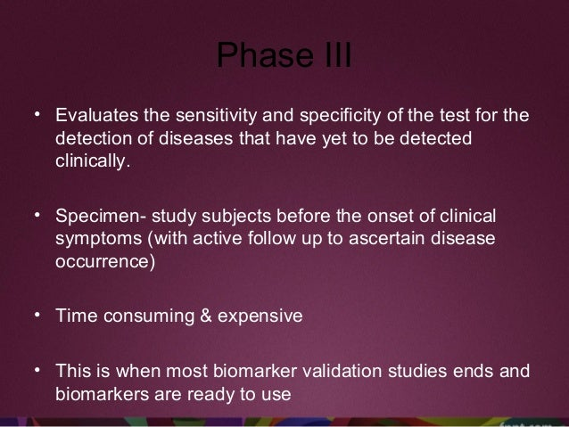 Biomarkers final ppt