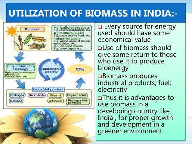 Uses Of Biomass Energy