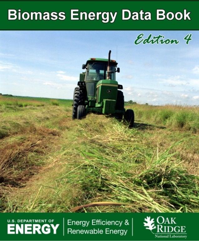Biomass for Bioenergy