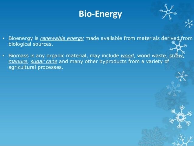 Biomass energy ppt Slide 3
