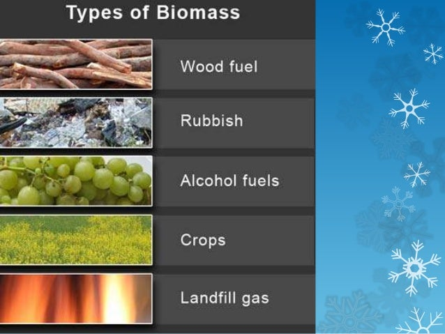 biomass energy Biomass energy is essentially the energy produced from organic matter that can be used either directly or in the form of biofuel it all starts with photosynthesis, which is the main process used by plants to feed.