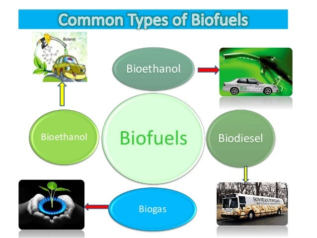 Replacing Oil: Alternative Fuels and Technologies