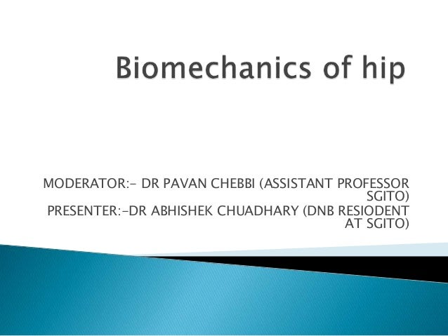 MODERATOR:- DR PAVAN CHEBBI (ASSISTANT PROFESSOR SGITO) PRESENTER:-DR ABHISHEK CHUADHARY (DNB RESIODENT AT SGITO)
