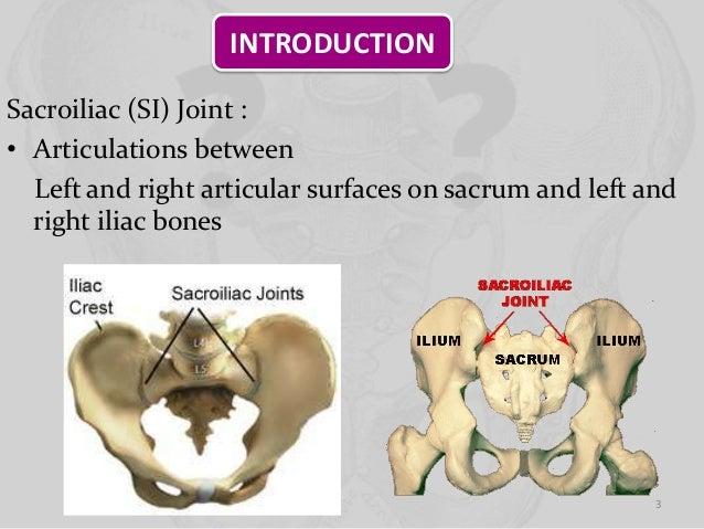 Biomechanics Of Si Joint