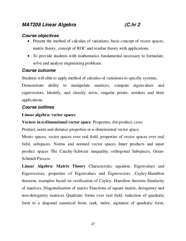 Biomedical engineering syllabus pdf