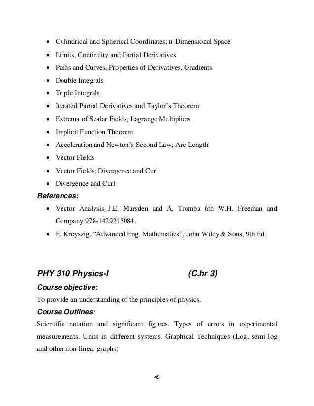 Biomedical engineering syllabus pdf