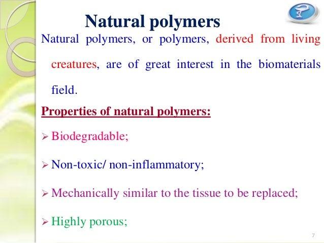 alginate properties and biomedical applications