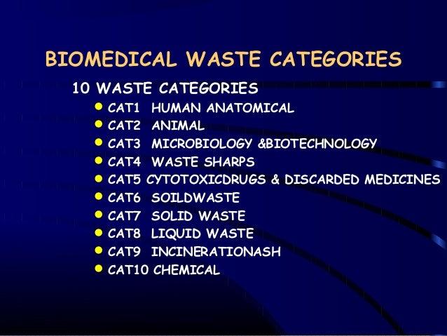 dissertation on biomedical waste management Biomedical waste management facilitator: dr navpreet assistant professor, department of community medicine govt medical college & hospital, chandigarh.