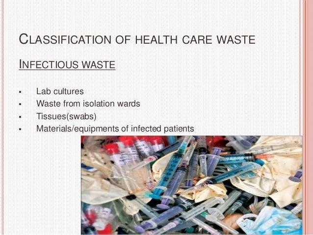 PATHOLOGICAL WASTE • Excreta • Human tissues/fluids • Body parts • Blood or body fluids