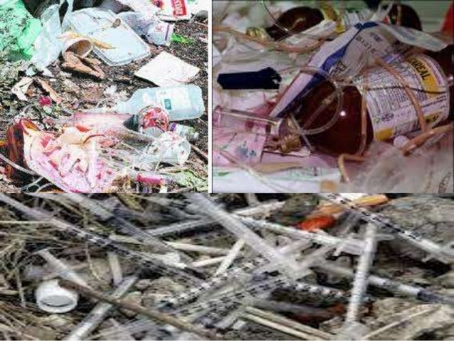 DEFINITION  Infectious waste: are the portion of medical waste that could transmit an 'infectious disease'.  Pathologica...
