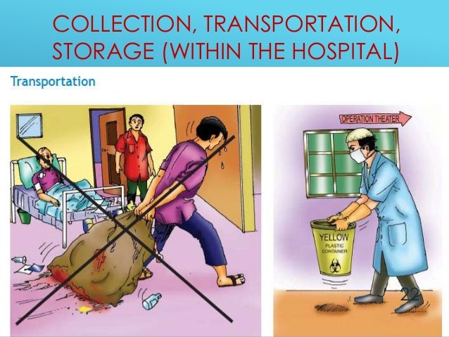biomedical waste management colour coding pdf
