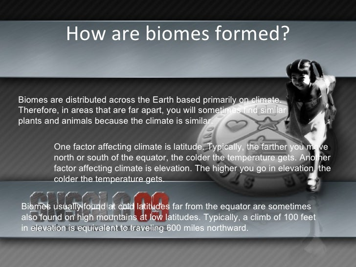 Biomes Slide 3